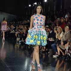 #MARYKATRANTZOU #KATRANSHOE #LFW #SS14 Evening Shoes