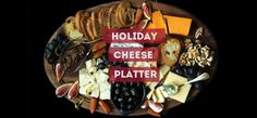 A cheese tray is so great because you don't have to be a chef to have some good eats to serve your guests and it's the perfect snack for any event.
