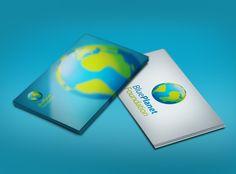 Logo Blauer Planet | Ihr Exklusives Logo Blauer Planet