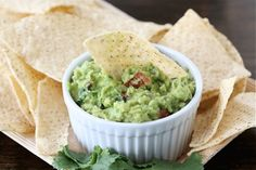 Grilled Guacamole - Guacamole is a fan favorite, and it makes an ideal, nutritious appetizer when paired with a healthy chip. Add a surprising twist to your guac this summer by first throwing your avocados on the grill. It's a great taste bud surprise for all your guests.