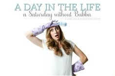 A day in the life: how I handle the kiddos and home without my husband from FunCheapOrFree.com