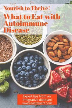 There's no definitive diet for Sjogren's Syndrome, but an anti-inflammatory diet may help. Learn what foods to eat for Sjogrens & other autoimmune diseases. Allergy Free Recipes, Diet Recipes, Healthy Recipes, Holistic Nutrition, Nutrition Tips, Healthy Exercise, Healthy Eating, Healthy Food, Sjogrens Syndrome Diet
