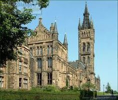 Founded in 1451, the University of Glasgow is the fourth oldest university in the United Kingdom. The historical campus features over 100 listed buildings. Famous for old students Adam Smith, Lord Kelvin and John Logie Baird.