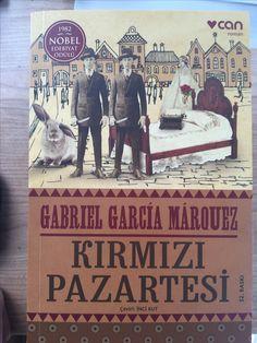 Kırmızı Pazartesi-G.G.Marquez