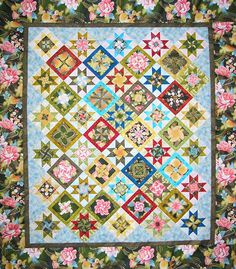 nice quilting patterns
