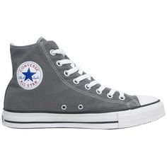 Baskets montantes Converse grises en réduction sur Allez Discount