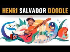 (1) Henri Salvador   Google Doodle rend hommage au chanteur, auteur-compositeur et acteur français - YouTube Salvador, Google Doodles, Henri, Holidays And Events, Youtube, Movie Posters, French Actress, Composers, Savior