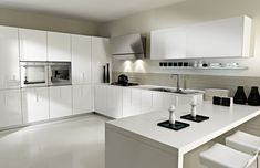 Modern Kitchen Designers photo