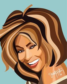 Proud Mary!  TINA TURNER!!! New Portrait in my celebrity series. Limited number of prints available via email. #tinaturner   @rollingstone @billboard @applemusic @itunes #music #musician #art #artist #artoftheday #instagood #instaart @themuseumofmodernart @nytimes @essence #icon #diva #singer #tennessee #la #nyc #la #switzerland @europe #love #painting #color #buyart #nyc #la #europe #switzerland