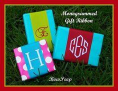 Fun idea for gift wrap...