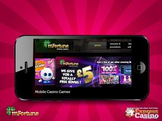 At mFortune mobile bingo, players can get free bonus cash & also win lots of other prizes in weekly jackpots. Sign up now & get a free £5 no deposit bonus. mFortune's bingo pay by sms or landline payment option is also available. Try now: www.expresscasino...