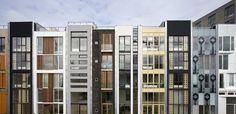 Sluseholmen in Copenhagen by Arkitema Architects.