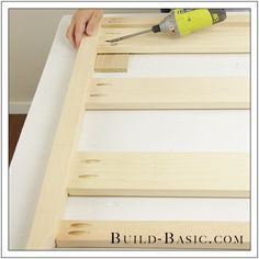 Ahead Woodworking Tips Couple Building Furniture, Furniture Projects, Diy Furniture, Wood Projects, Furniture Making, Bedroom Furniture, Diy Dresser Plans, 7 Drawer Dresser, Woodworking Furniture Plans