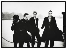 The Clash 1979 Photo by Pennie Smith