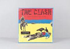 The Clash 'Give 'em enough rope' LP 180grNext stop: Pinterest