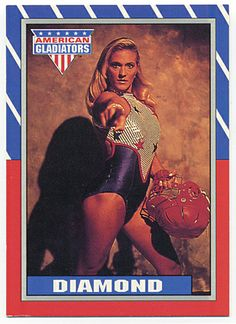 american gladiators Diamond