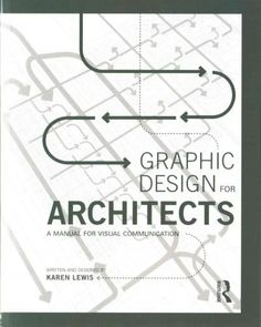 Graphic Design for Architects is a handbook of techniques, explanations and examples of graphic design most relevant to architects. The book covers a variety of scales of graphic design, everything fr