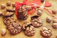 Galletas brownie Thermomix Chocolate Fundido, Chocolate Brownies, A Food, Fondant, Cookies, Desserts, Gluten, Facebook, Instagram