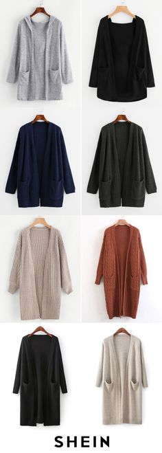 Sweater coats