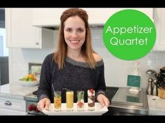 Party Idea: Appetizer Display With Rachel Hollis, The Hurried Hostess - YouTube
