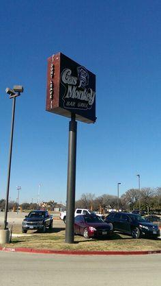 Gas monkey bar and grill, Dallas, TX