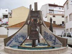 Maria Is My Name: Women of Nazaré - Monument to the Women of Nazare  by Maria G Yates