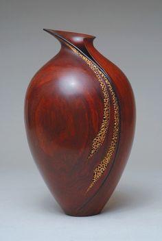 50 Beautiful images Wood Vase