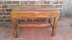 Mesa de comedor con Pallet By Rucula Design.