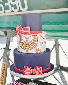Shake My Blog | Un mariage nautique