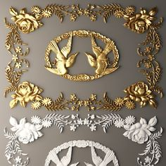 of luxury design design brooklyn ny design inc brooklyn ny in closet luxury design design room luxury design design sofa design house 3d Cnc, Baroque Pattern, Carving Designs, Grey And Gold, Interior And Exterior, Painted Furniture, Diy And Crafts, Luxury, Creative