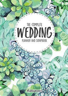 Custom Wedding Planner Scrapbook Timber Folder Book Diary Binder 182 Page