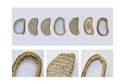Everyday bread on Behance