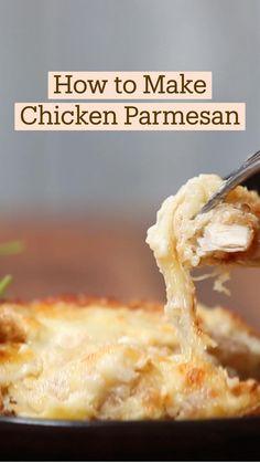 I Love Food, Good Food, Yummy Food, Tasty, Fun Baking Recipes, Cooking Recipes, Food Cravings, Food Dishes, Parmesan