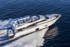 Ferretti #Yachts 750