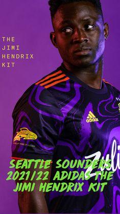 Sports Jersey Design, Basketball Design, Jersey Designs, Football Shirt Designs, Football Shirts, Soccer Jerseys, Nike Wallpaper Iphone, Seattle Sounders, Jimi Hendrix