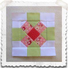 Chatelaine- Free BOW Sampler Quilt Block 61