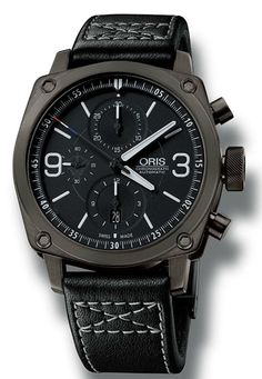 Oris BC4 RHFS Limited Edition Watch for French Special Forces