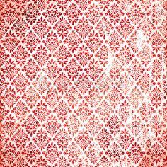 Damask seamless pattern, Damaged fabric like — Stock Photo © dadartdesign #29477773