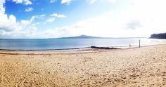 Last day in New Zealand ☀️✌️#auckland #newzealand #beach #hellosunshine #travel #nz #happydays #wanderlust