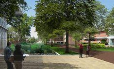 University of North Carolina Pembroke Campus Master Plan – Sasaki