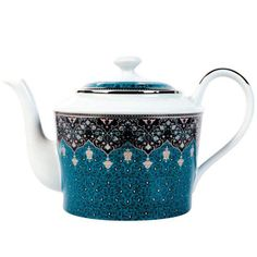 Philippe Deshoulieres Dhara Peacock Teapot