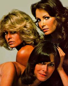 The REAL Charlie's Angels