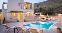 Villa Oleander - Authentic Crete, Villas in Crete, Holiday Specialists Beach Holiday, Crete, Villas, Bedrooms, Island, Outdoor Decor, Home Decor, Decoration Home, Room Decor