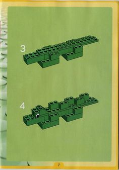 Thousands of complete step-by-step printable older LEGO® instructions for free. Here you can find step by step instructions for most LEGO® sets. Architecture Tattoo, Art And Architecture, Lego Printable Free, Lego Dinosaur, Lego Challenge, Lego Activities, Lego Construction, Lego For Kids, Vintage Lego