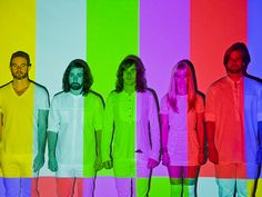 Youngblood Hawke - having this one band that speaks to you in every song. Never give up. Always move forward.