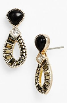 Judith Jack 'Flamenco' Drop Earrings