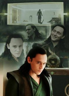 Loki in thor the dark world, I was Fangirling the whole time
