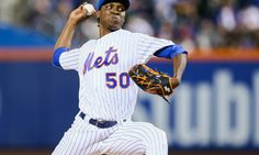 Rafael Montero's debut didn't ease concerns about Mets pitching staff ]= While things appear to be heading in the right direction for Steven Matz, and perhaps even Seth Lugo, the New York Mets should remain concerned about their current pitching situation. Although the club can still trot out a handful of potentially dangerous starters as it stands today, the Mets' once seemingly never-ending list of rotational depth has…..