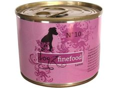 Dogz finefood No. 10 Hundefutter mit Lamm