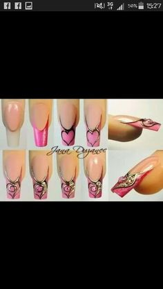 #nail #nails #nailart #nailpassopasso